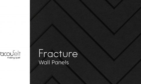 acoufelt Fracture Wall Panels Borchure